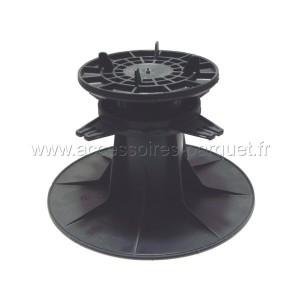 Plot PVC pour caillebotis 70 à 110 mm - 25 unités