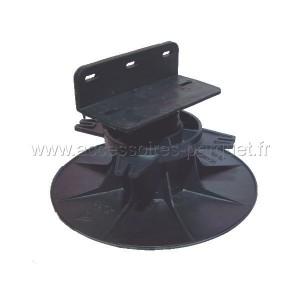 Plot PVC Spécial Lambourde 75 à 115 mm - 25 unités