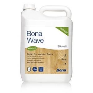Bona Wave - Vitrificateur bicomposant