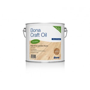 Bona Craft Oil Pure Neutre - HUILE 2,5 L